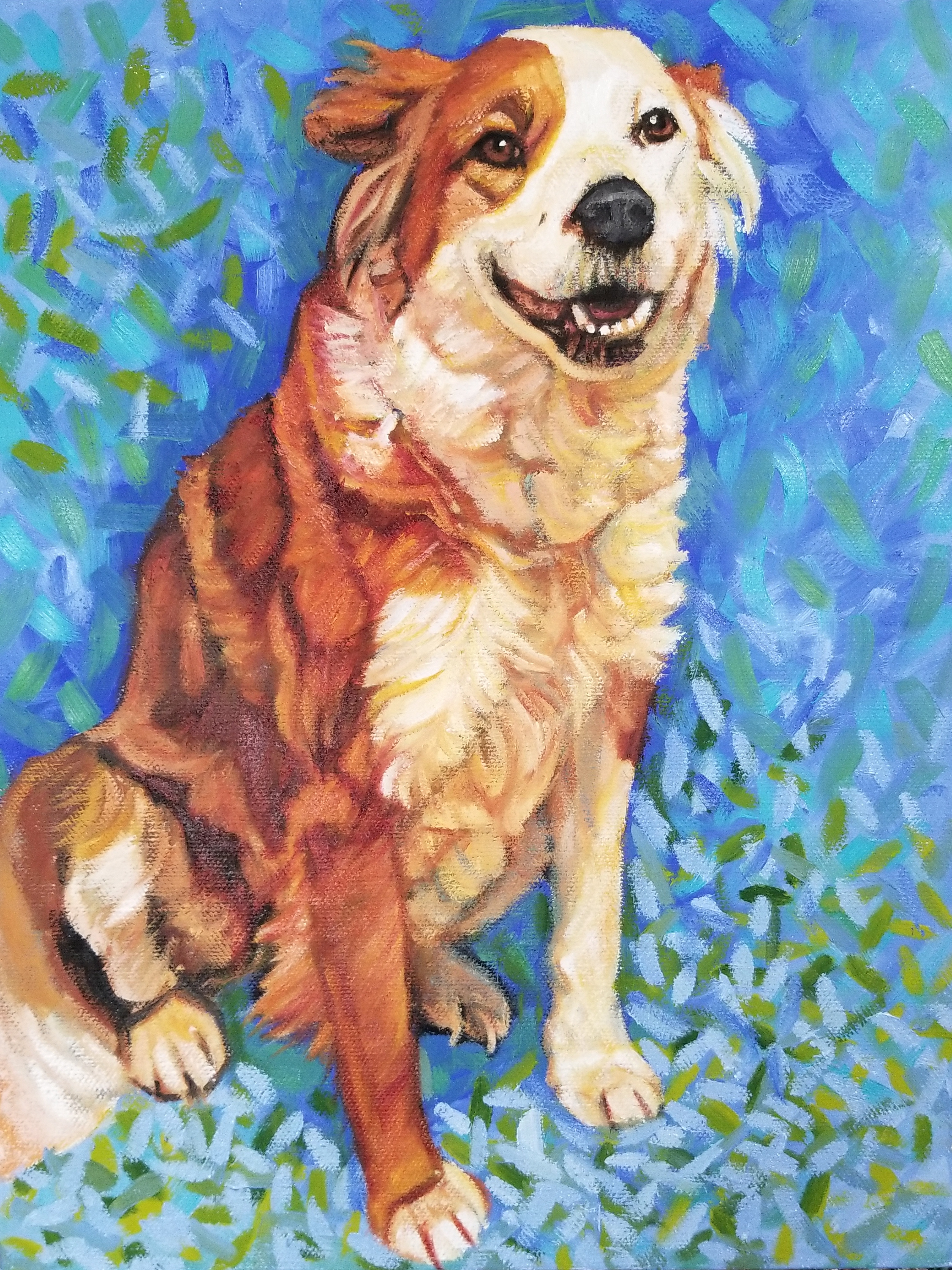 BEST IN SHOW Pet Portraits