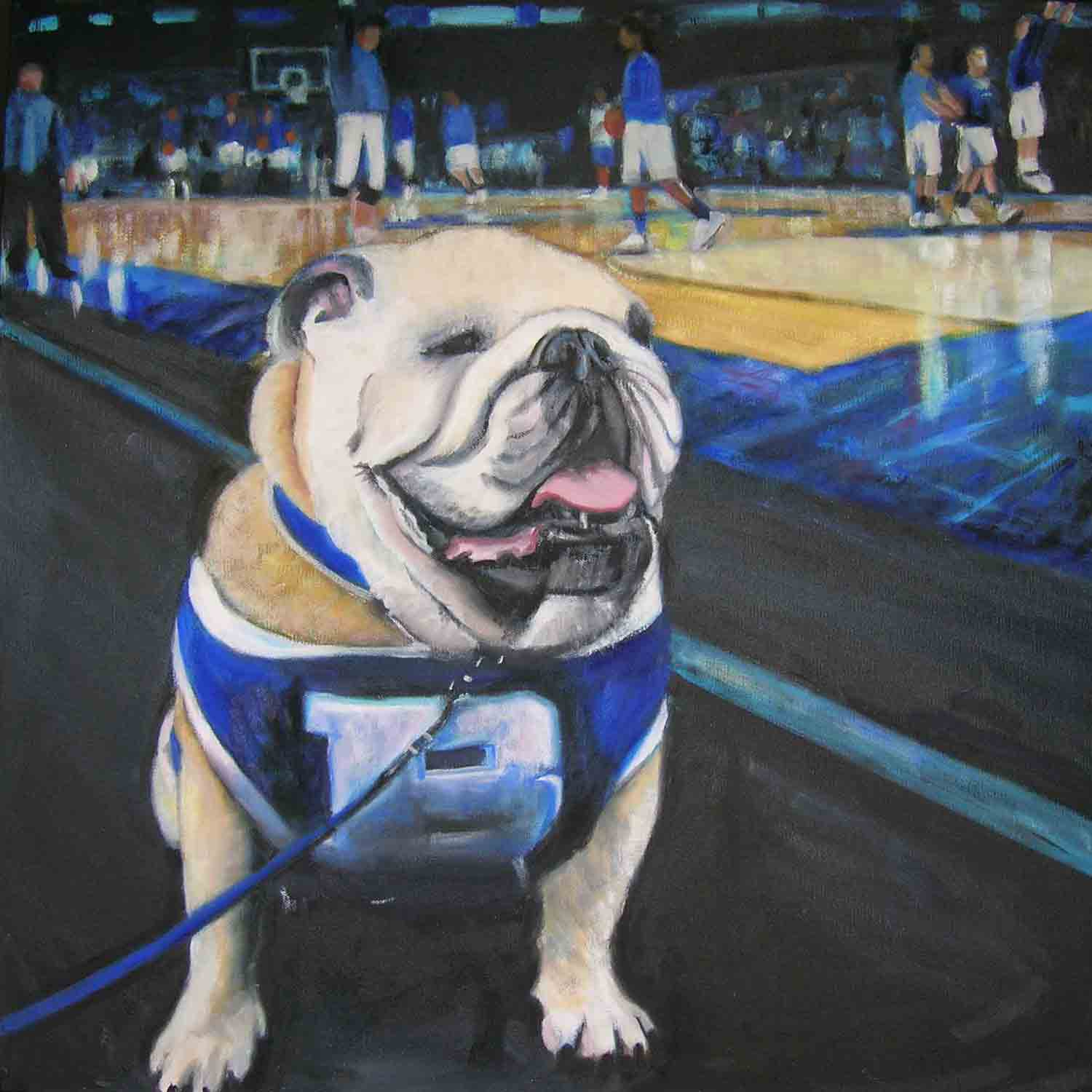 Butler Blue Bulldog