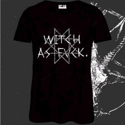 WITCHASFUCK Shirt