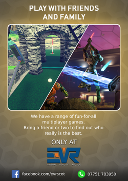 A3 Poster 5 - Multiplayer