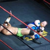 Discovery Wrestling - Irving Garrett & Liam Thomson 1