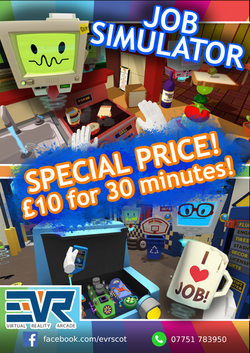 Job Simulator A1