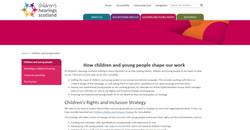 Children's Hearings Scotland - Website 3