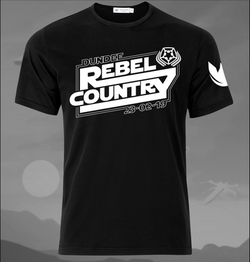 REBEL COUNTRY Event Shirt