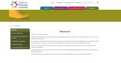 Children's Hearings Scotland - Website 4