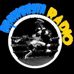 Commission - Brainbusta Radio Logo