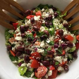 Classic Greek Salad!