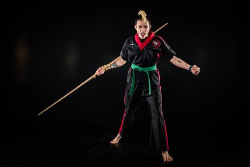Matther'w Karate Shoot