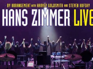 HANS ZIMMER ANNOUNCES SUMMER WORLD TOUR