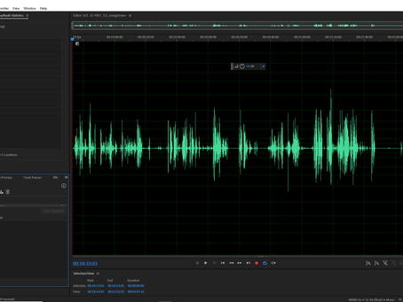 5 Sound Editing Essentials for Beginners