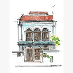 Neil Road Shophouse