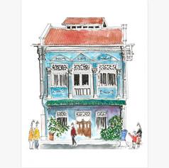 Craig Road Shophouse