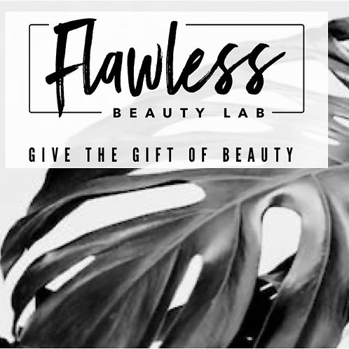 Flawless Beauty Lab Giftcard