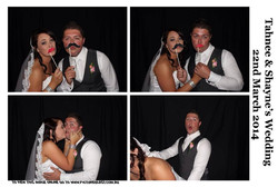 Tahnee and Shayne's Wedding