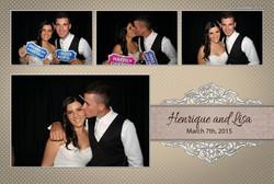 Henrique and Lisa's Wedding