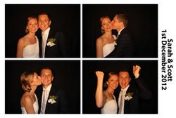 Sarah and Scott's Wedding