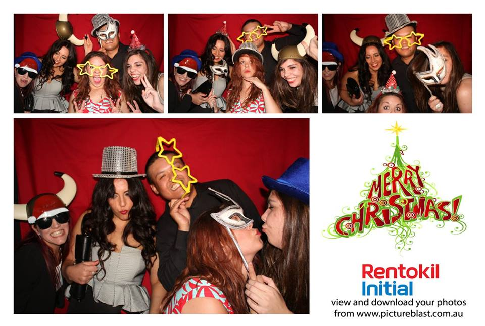 Rentokil Initial Christmas Party