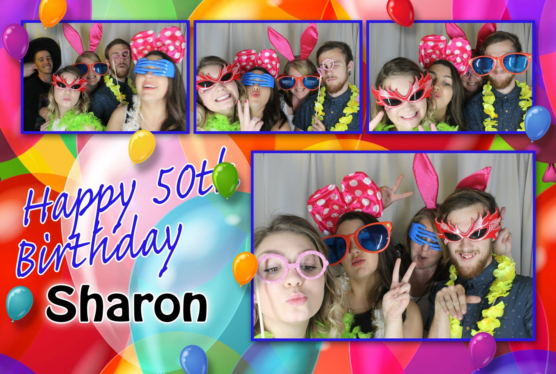 Sharon's 50th Birthday