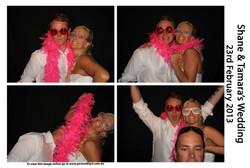 Shane and Tamara's Wedding