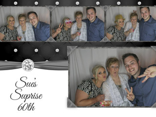 Sue's Surprise 60th Birthday!