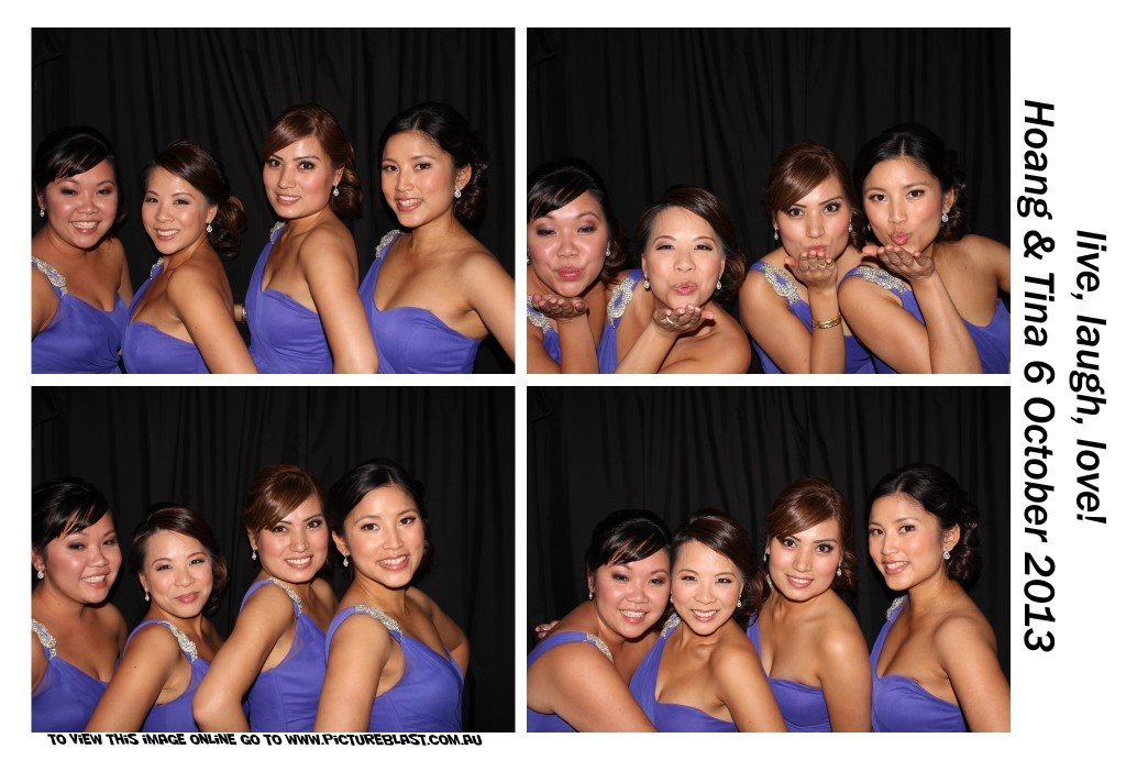 Hoang and Tina's Wedding