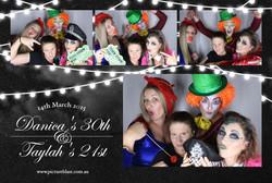 Danica's 30th & Taylah's 21st