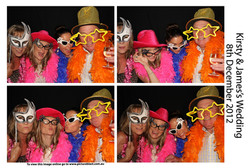Kirsty and James Wedding