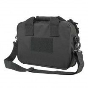 VISM® by NcSTAR® DOUBLE PISTOL RANGE BAG/ URBAN GRAY