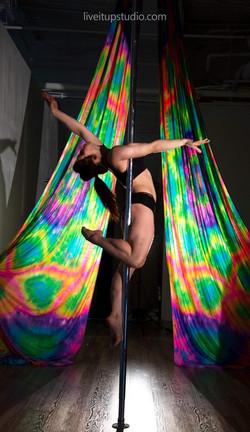 Pole - Dance - Polerina Studio - Live It Up Studio - Rapid City, SD