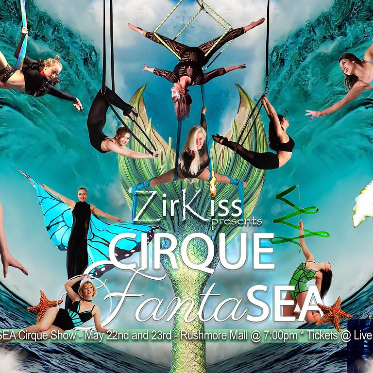 Night 2, Cirque FantaSEA Family Cirque Show(1)