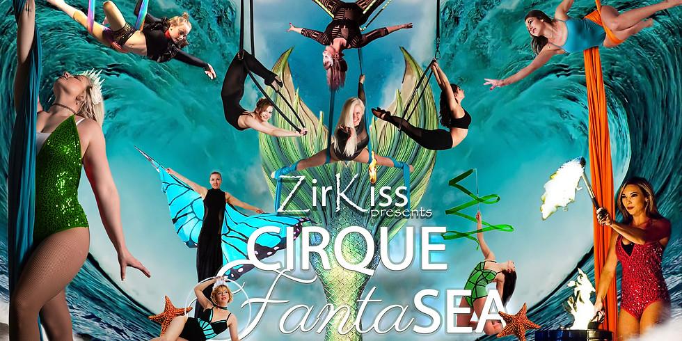 Night 1, Cirque FantaSEA  Family Cirque Show(1)