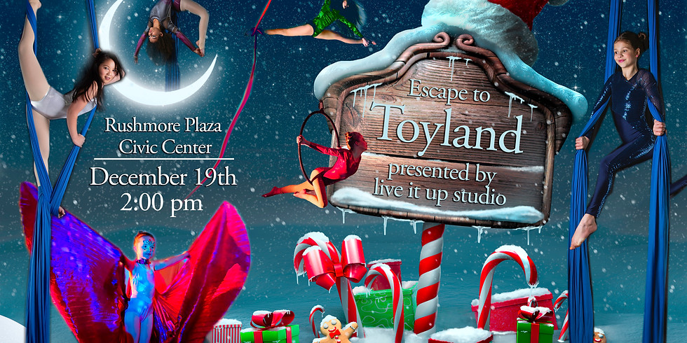 Escape to Toy Land VIP Seating