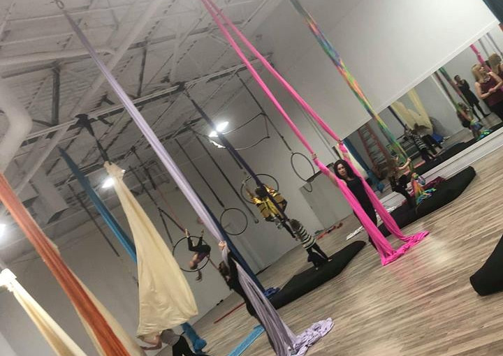 Aerial - Dance - Live It Up Studio - Rapid City, SD