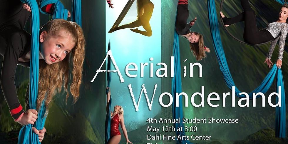 Aerial in Wonderland 3:00 Student Show