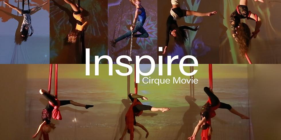 Inspire Aerial Cirque Movie Tickets