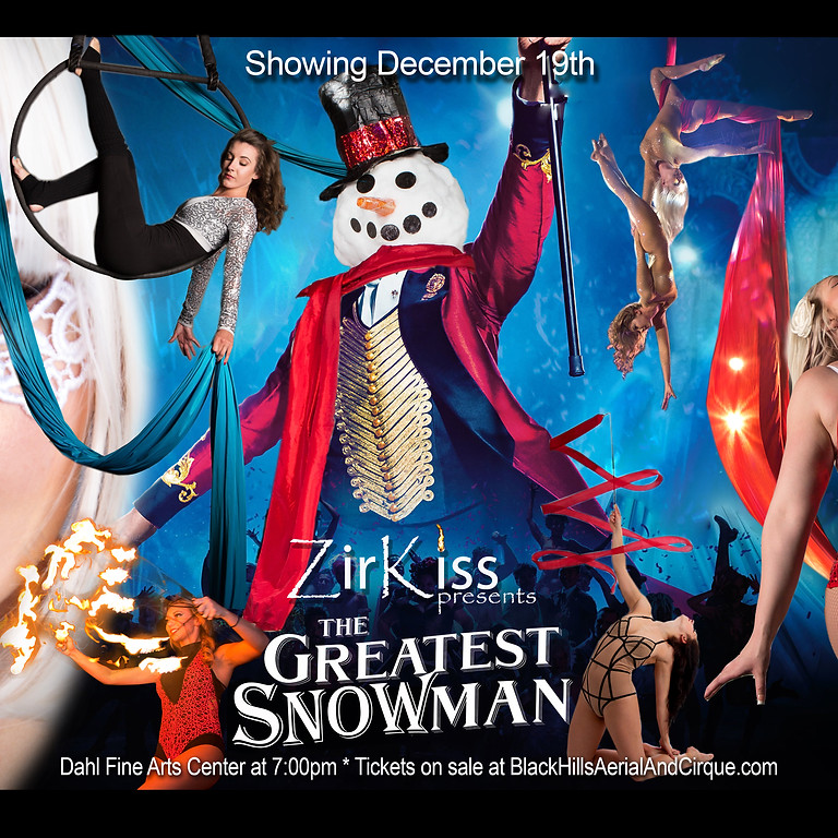 Night 2, The Greatest SNOWman! 7:00 Family Holiday Cirque Show  (1)