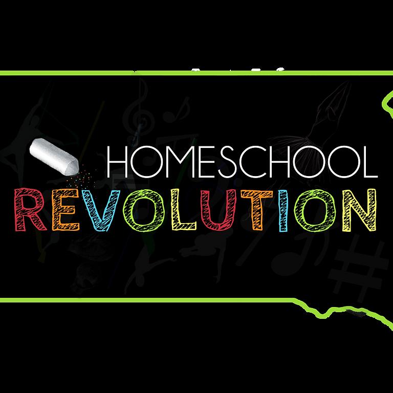 Homeschool Revolution Spring Showcase 2021