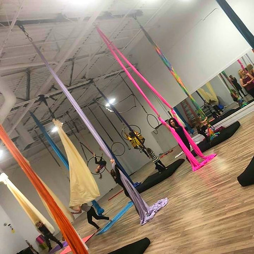 Open Gym Membership $35 Per Month Current Aerial Members Only