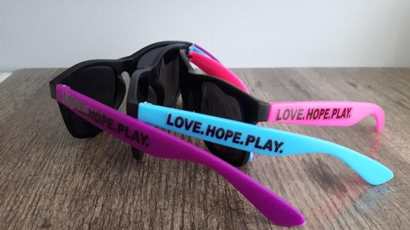 Sunglasses - LOVE. HOPE. PLAY.