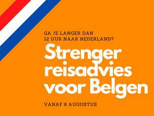 Langer dan 12 uur naar Nederland?