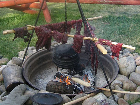 What Canadians Can Be Thankful For: Pemmican and Beavers