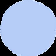 """Videos"" inside a medium blue circle."
