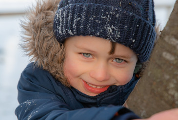 Snow Day 2021 - Jordan Burniston Photogr
