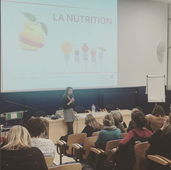 Formation Nutrition pour L'ANFH