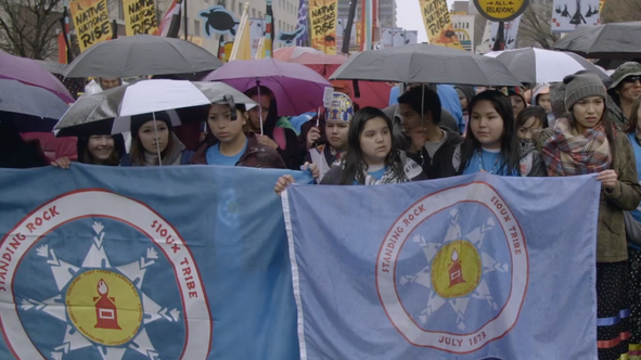 Standing Rock Youth