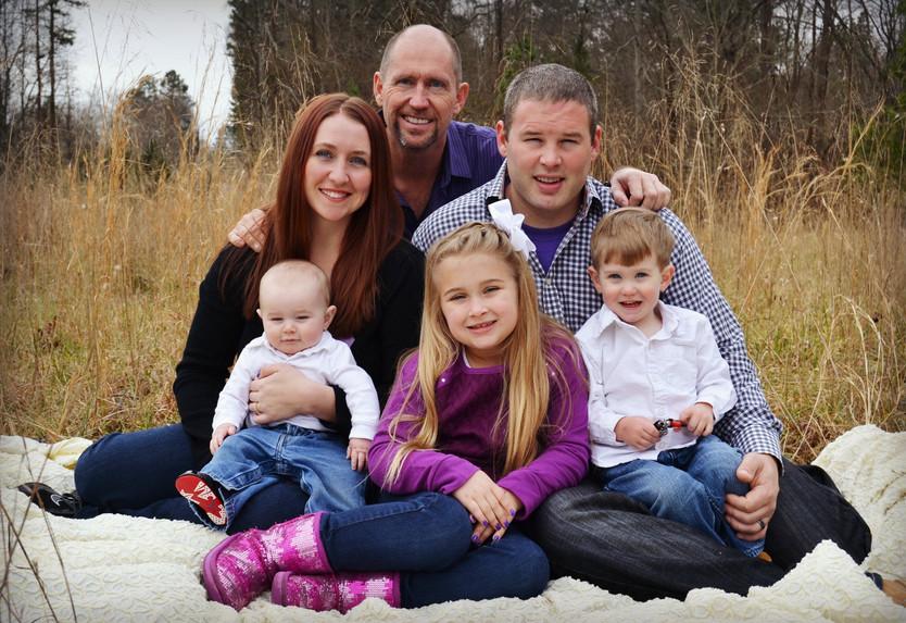 Avery/Reiher Family Photos