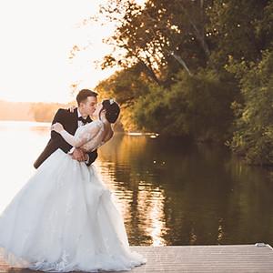 Lillie and Ryan Wedding Album