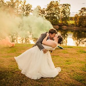 Ashlie and Devin Wedding