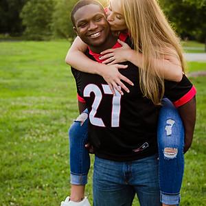Gabbie & Tristen Engagement Photos