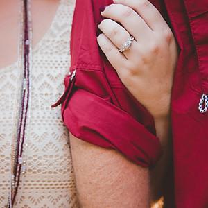 Shauna and Trevor Engagement Photos
